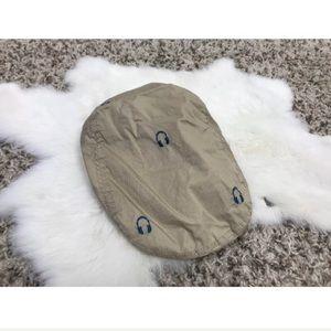Baby Gap Boy Flat Hat Lined Cotton  Sz S/M